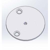 Игольная пластина 40315025 для закрепочной машины BRUCE BRC 1900